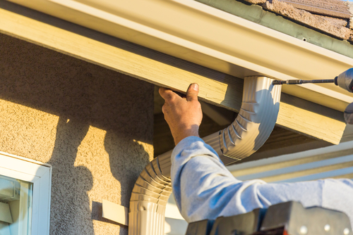 Protect Your Exterior With New Gutters